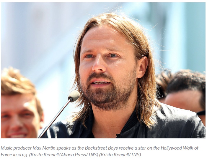 Max Martin Is The Power Behind The 2016 Grammy Nominees