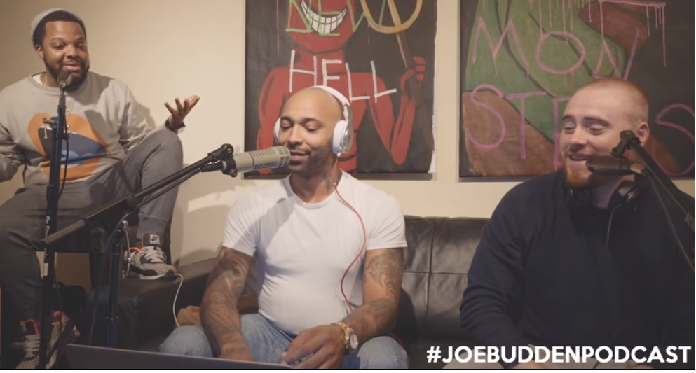 SaiDON's Production of Weak Featured on Joe Budden's Podcast